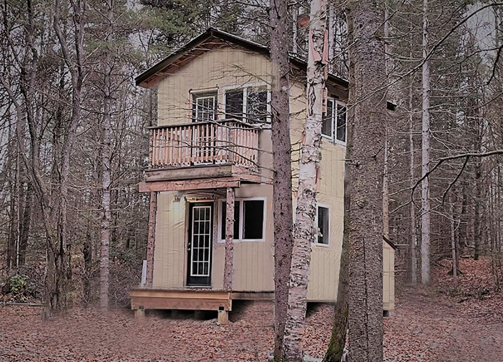 356 sq ft Tiny Home for Sale  - Arcadia off grid Community 00