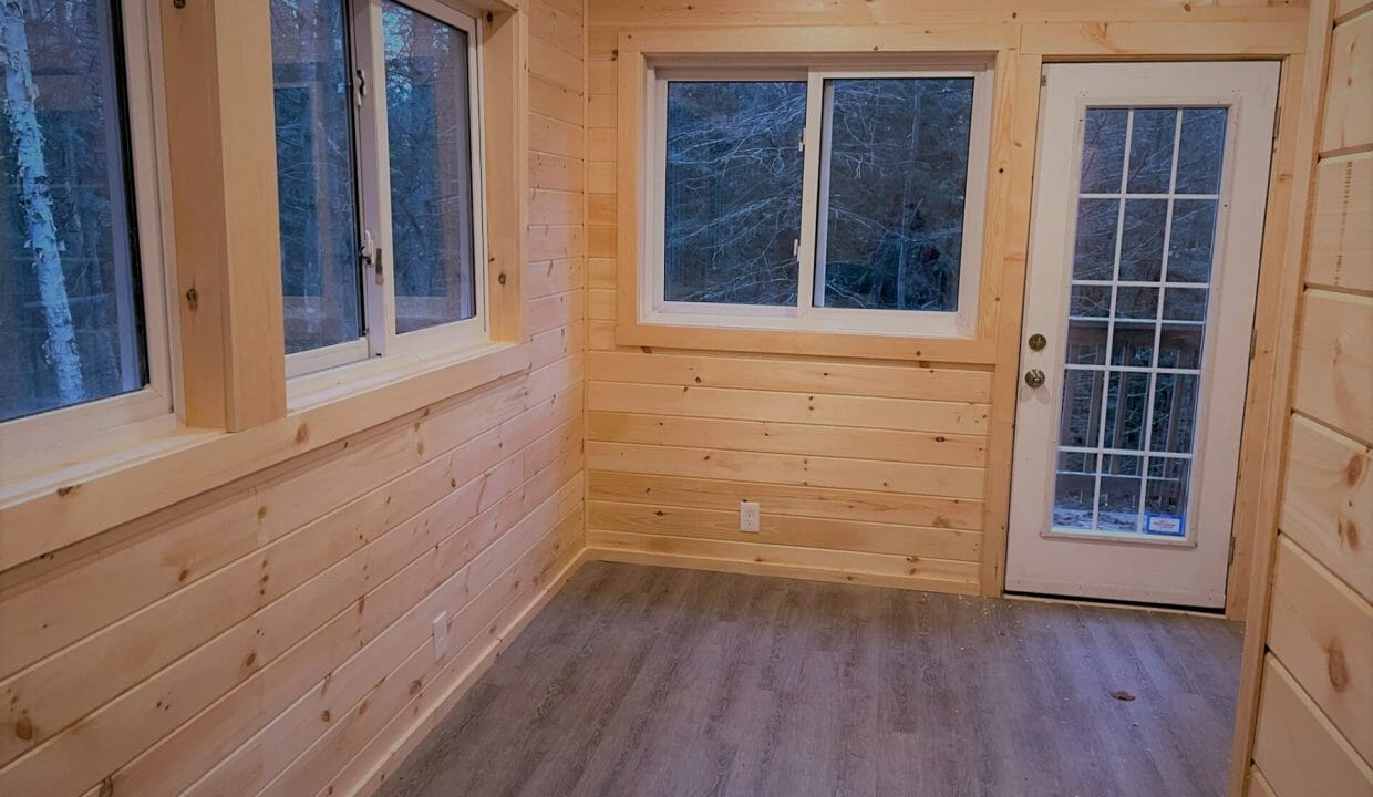 356 sq ft Tiny Home for Sale  - Arcadia off grid Community 023