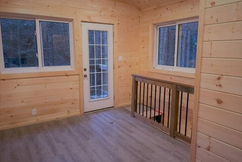 356 sq ft Tiny Home for Sale  - Arcadia off grid Community 024